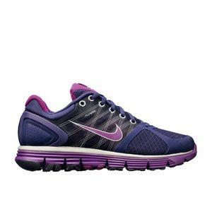 Nike Lunarglide+2 (Pink)